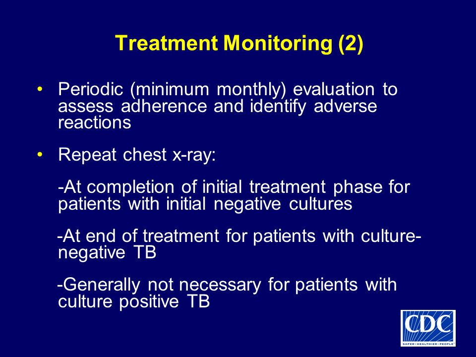 Treatment Monitoring (2)