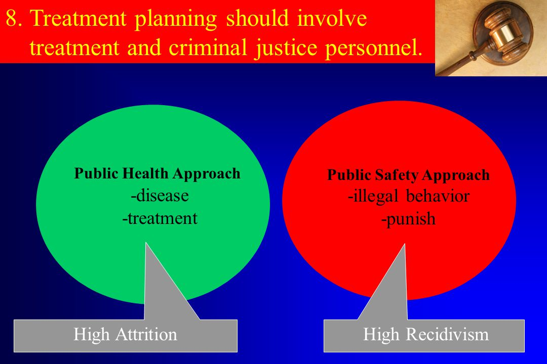 Public Safety Approach