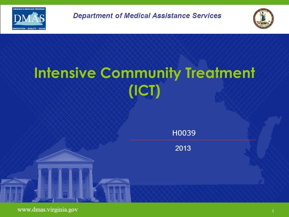 Intensive Community Treatment (ICT)