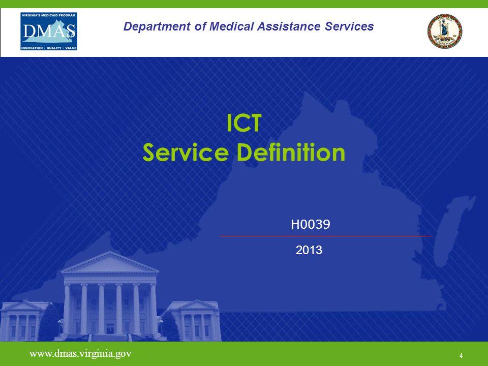 ICT Service Definition