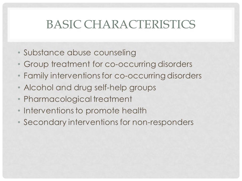 BASIC CHARACTERISTICS