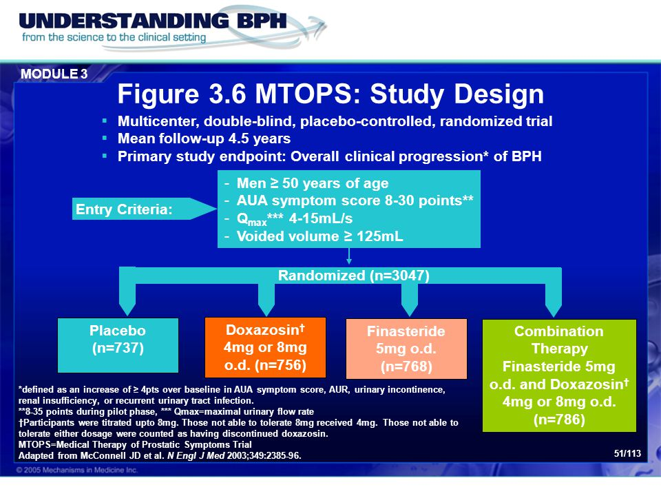 Figure 3.6 MTOPS: Study Design