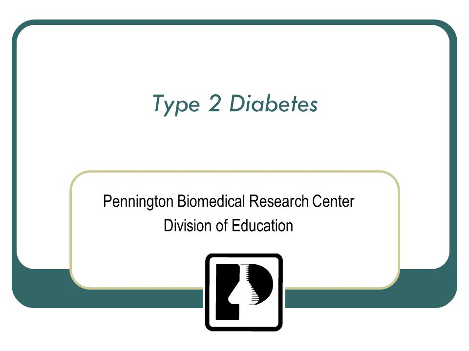 Pennington Biomedical Research Center Division of Education