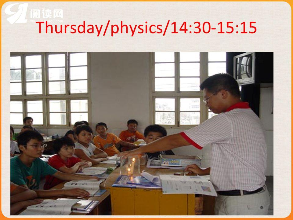 Thursday/physics/14:30-15:15