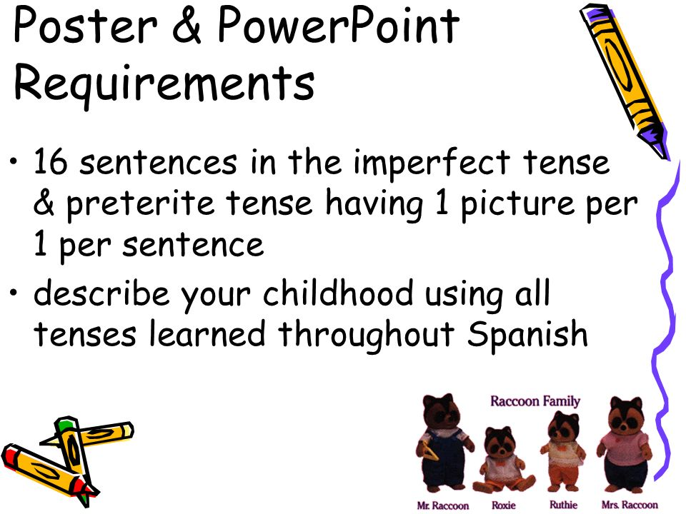Poster & PowerPoint Requirements