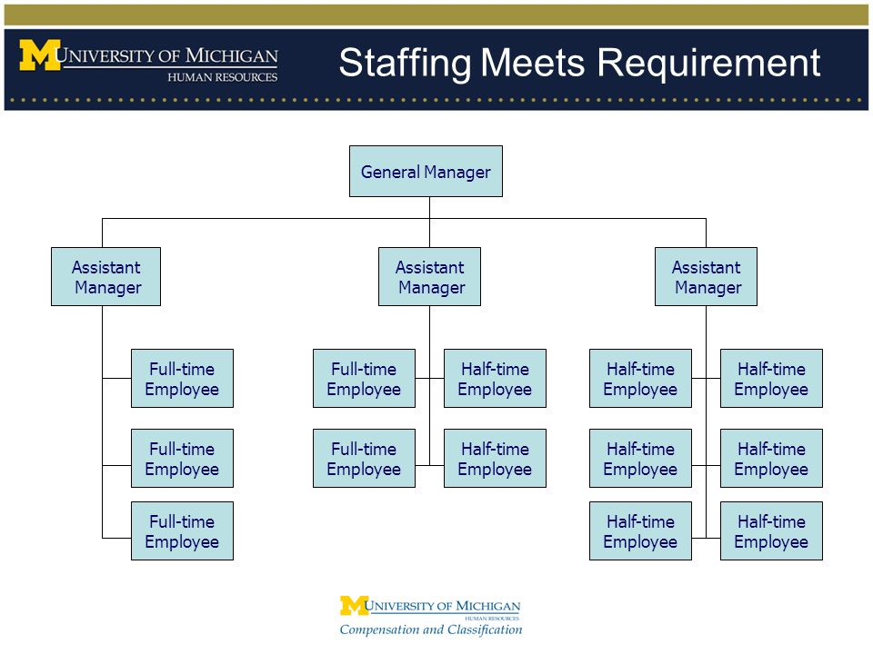 Staffing Meets Requirement