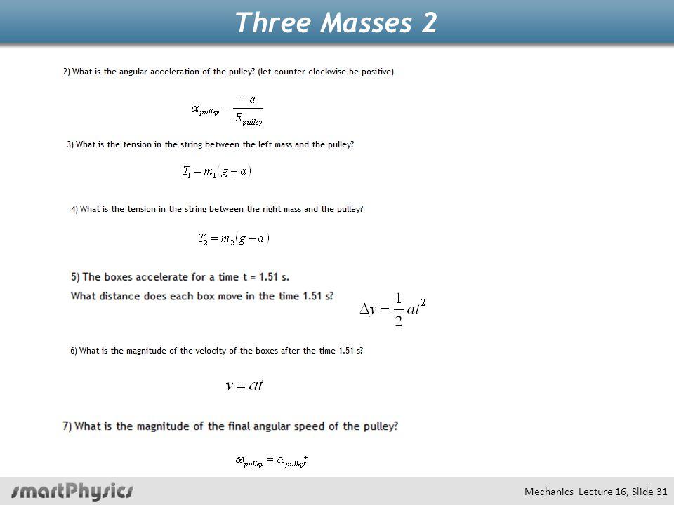 Three Masses 2