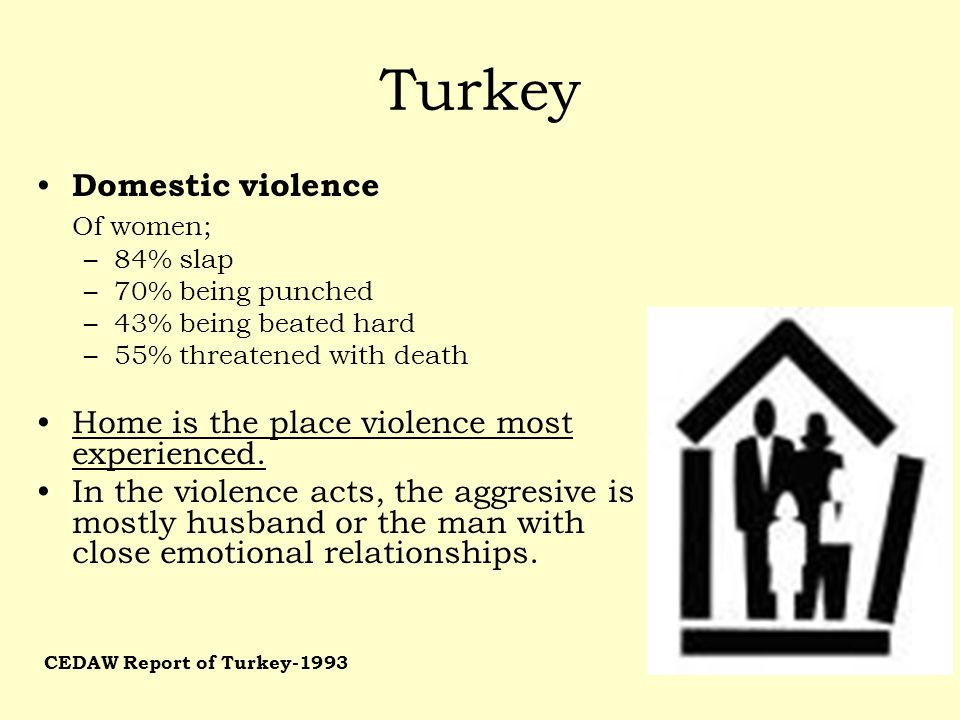 CEDAW Report of Turkey-1993