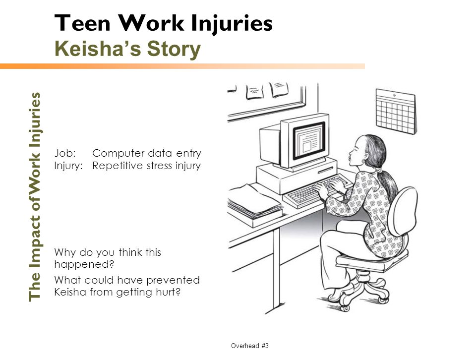 Teen Work Injuries Keisha's Story