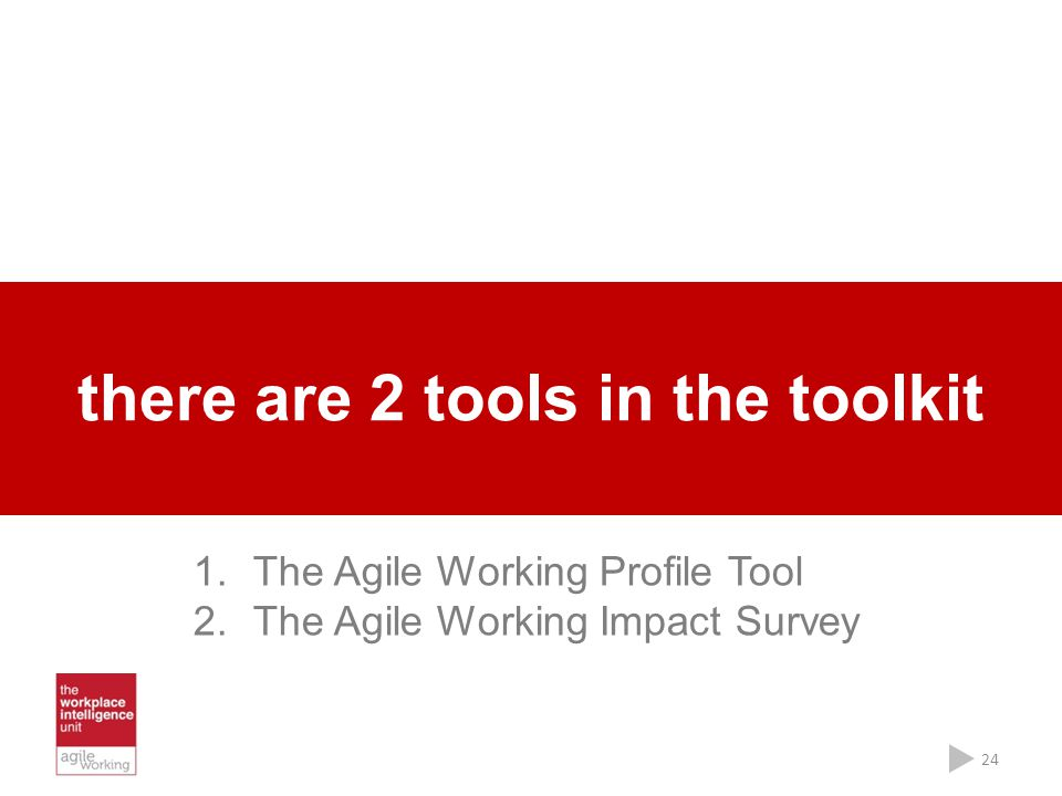 there are 2 tools in the toolkit