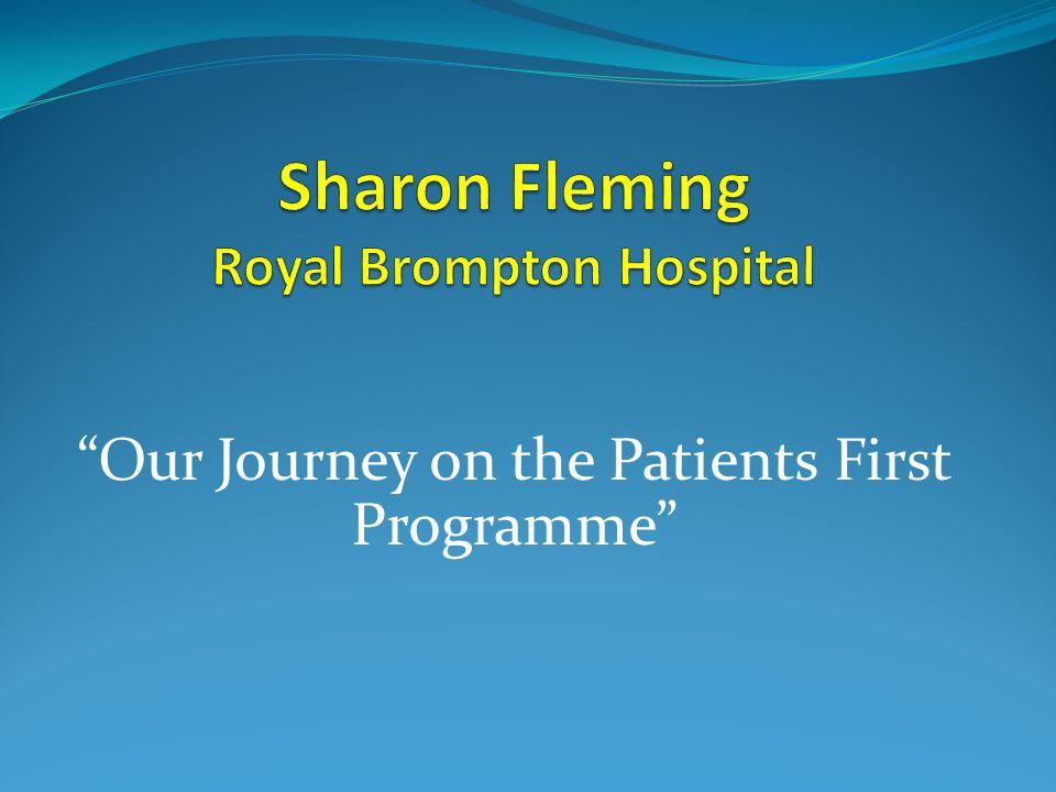 Sharon Fleming Royal Brompton Hospital
