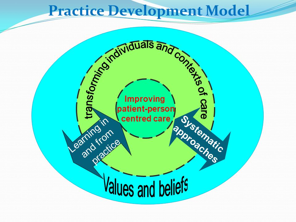 Practice Development Model