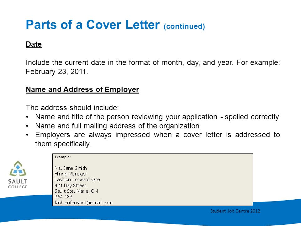 should you always include a cover letter - cover letter writing ppt video online download