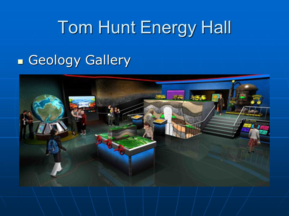 Tom Hunt Energy Hall Geology Gallery