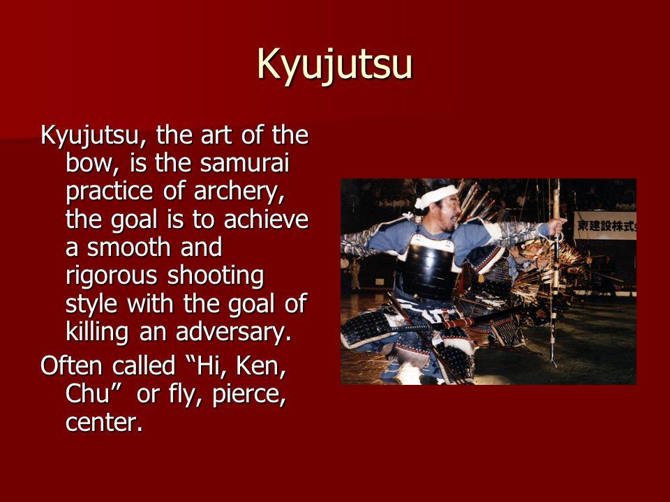 Kyujutsu