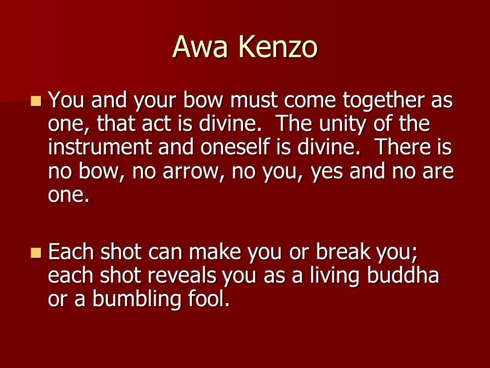 Awa Kenzo