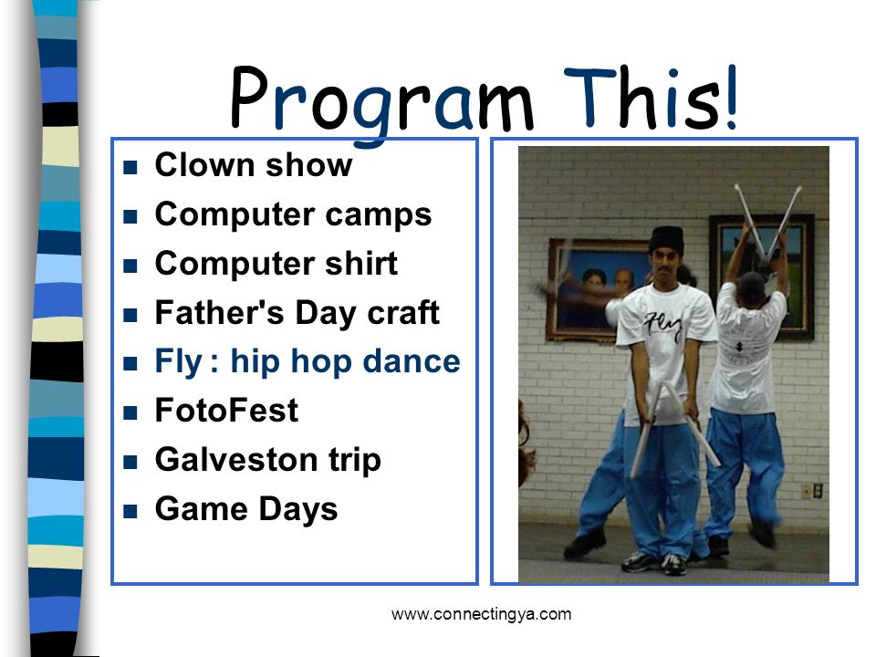 Program This! Clown show Computer camps Computer shirt