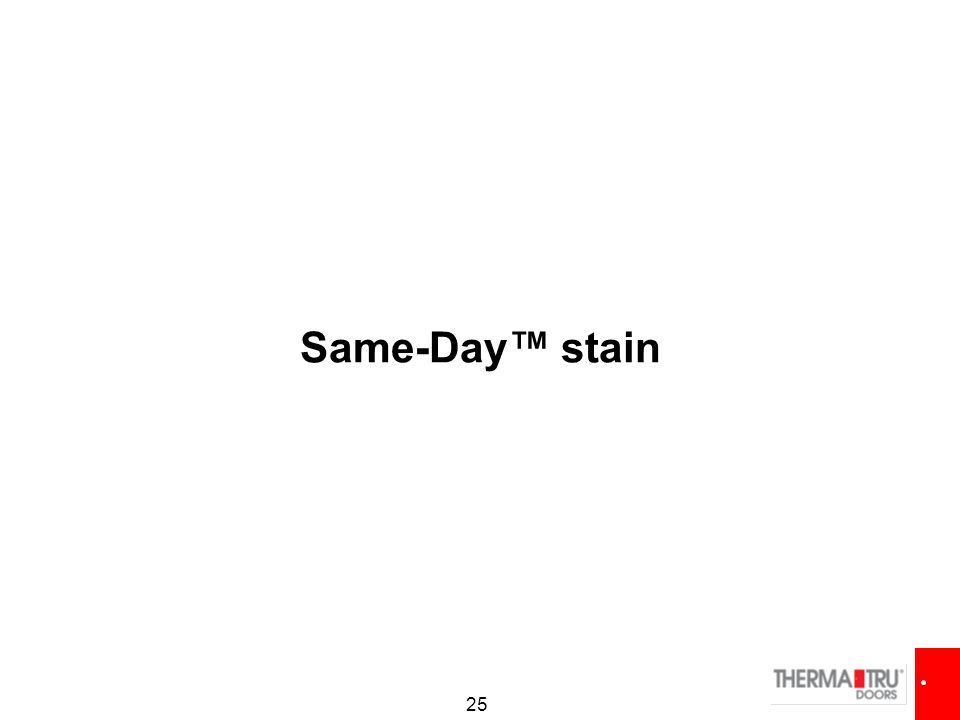 Same-Day™ stain