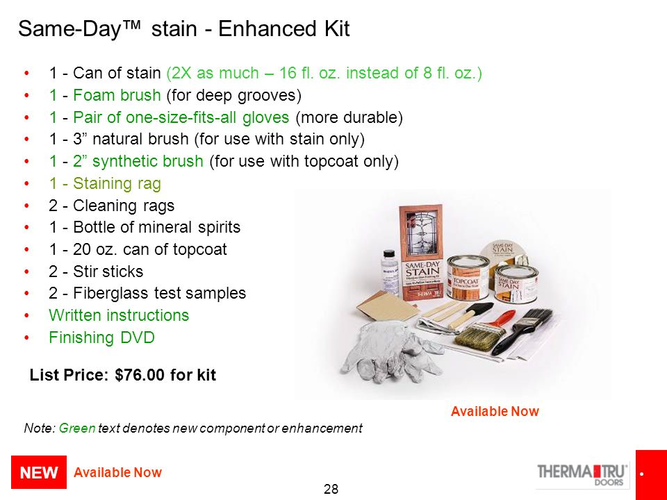 Same-Day™ stain - Enhanced Kit