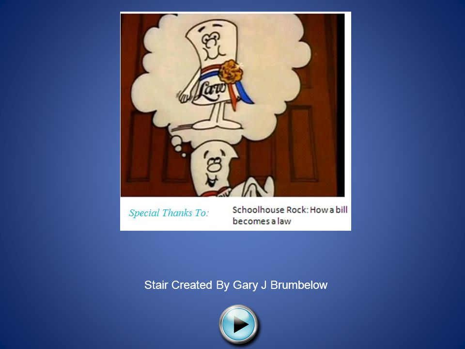 Stair Created By Gary J Brumbelow