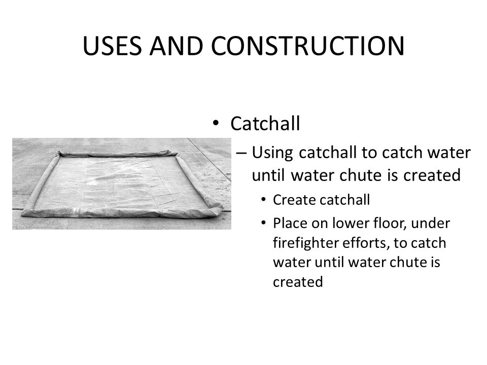 USES AND CONSTRUCTION Catchall