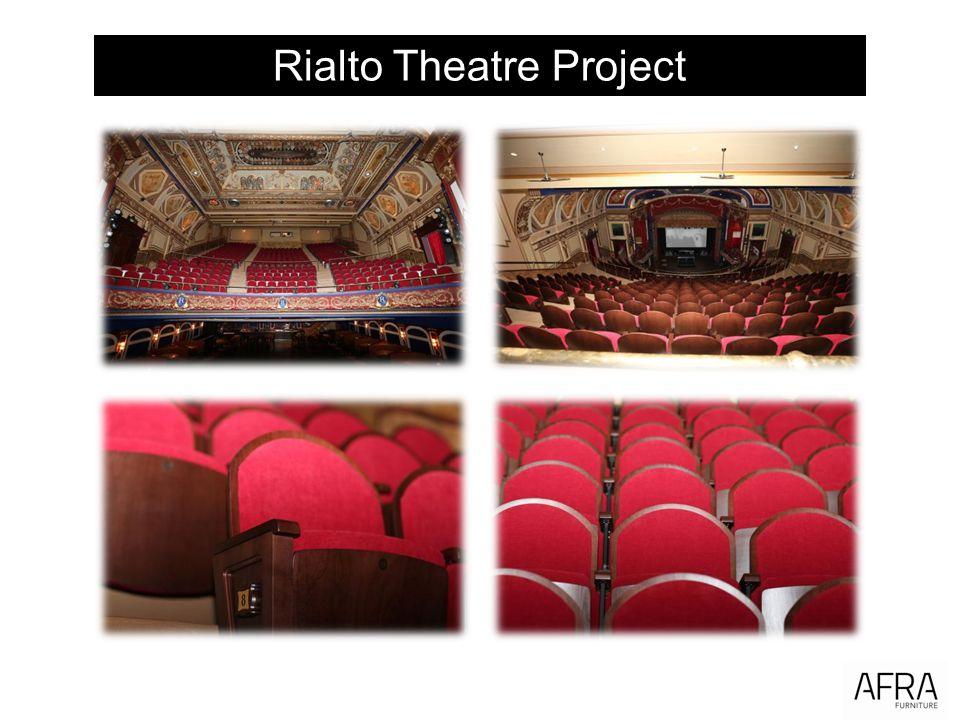Rialto Theatre Project
