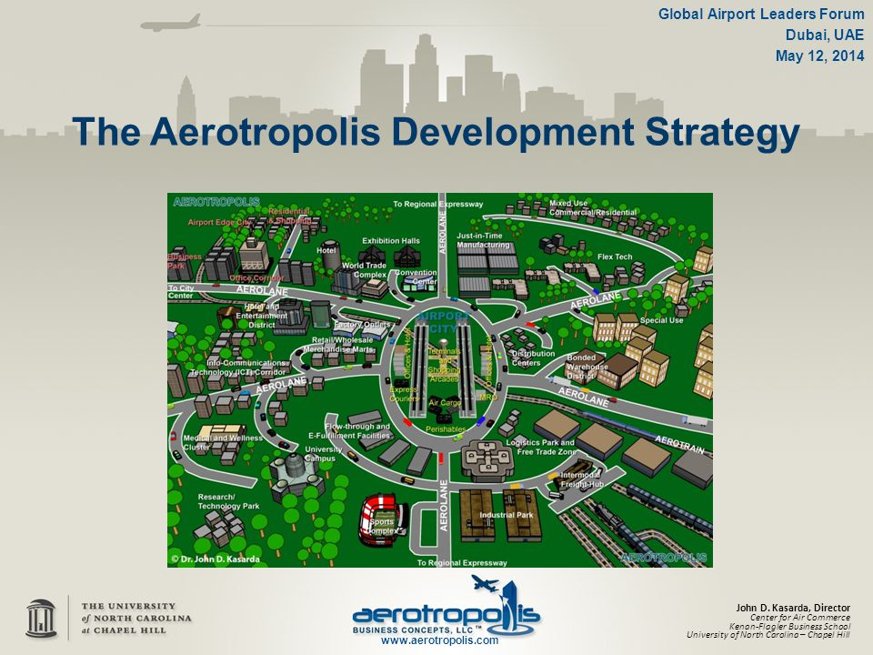 The Aerotropolis Development Strategy