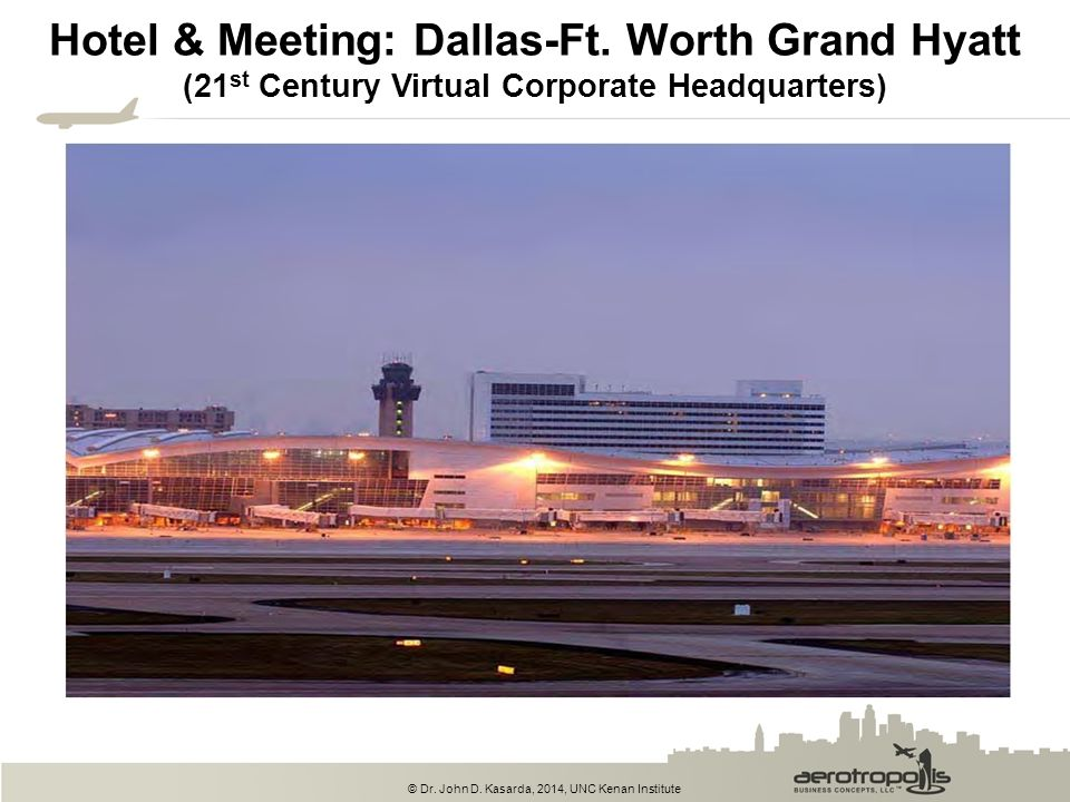 Hotel & Meeting: Dallas-Ft
