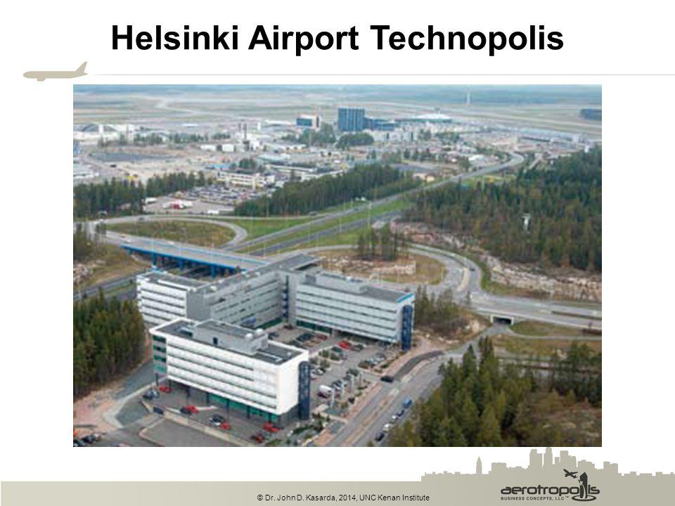 Helsinki Airport Technopolis