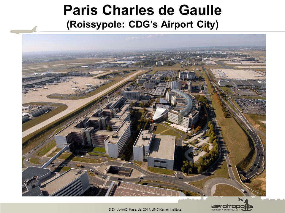 Paris Charles de Gaulle (Roissypole: CDG's Airport City)
