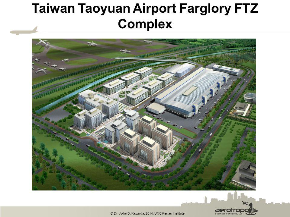 Taiwan Taoyuan Airport Farglory FTZ Complex