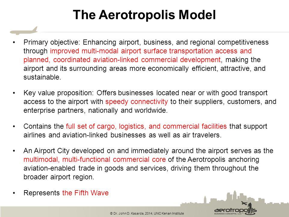 The Aerotropolis Model