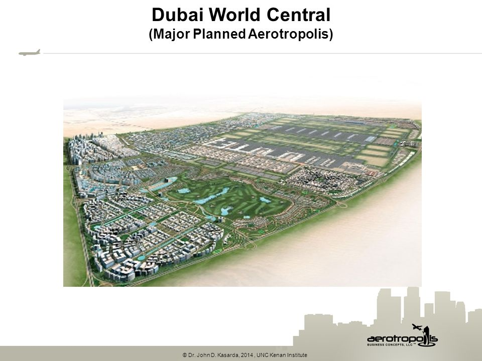 (Major Planned Aerotropolis)