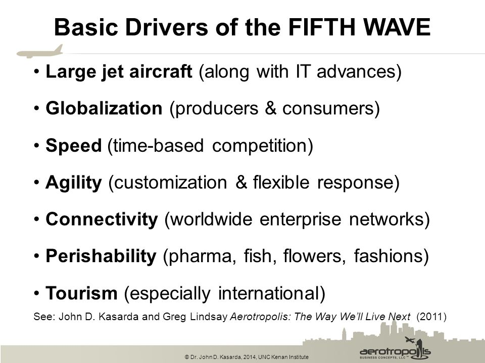 Basic Drivers of the FIFTH WAVE
