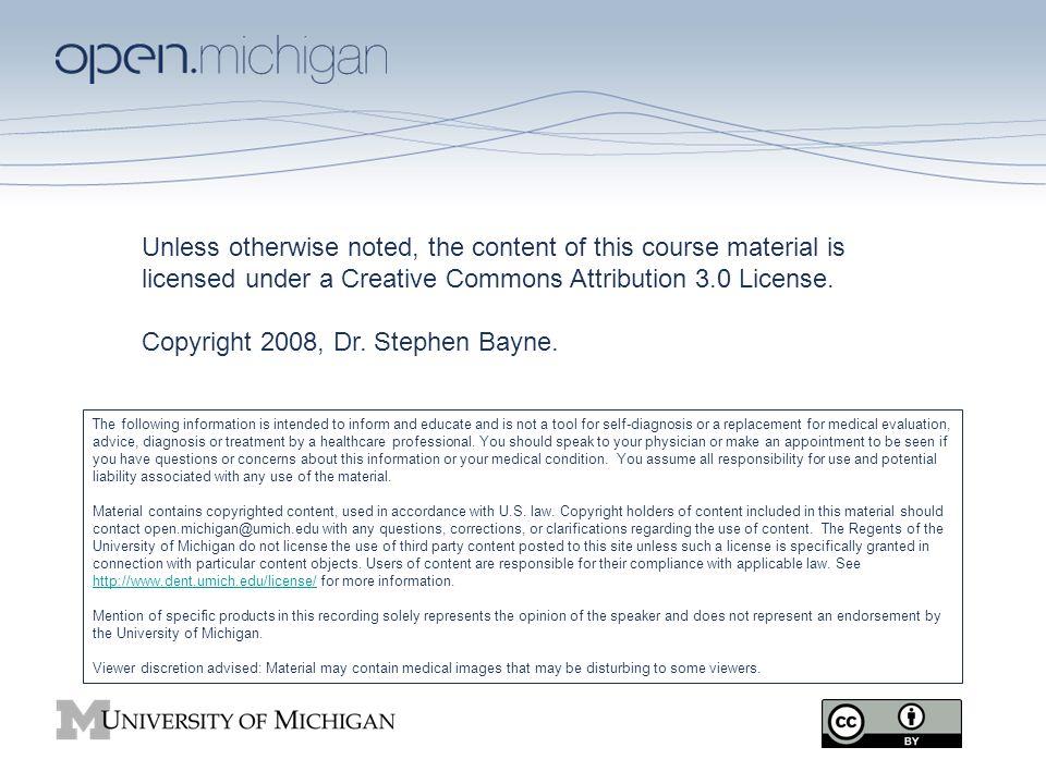 Copyright 2008, Dr. Stephen Bayne.