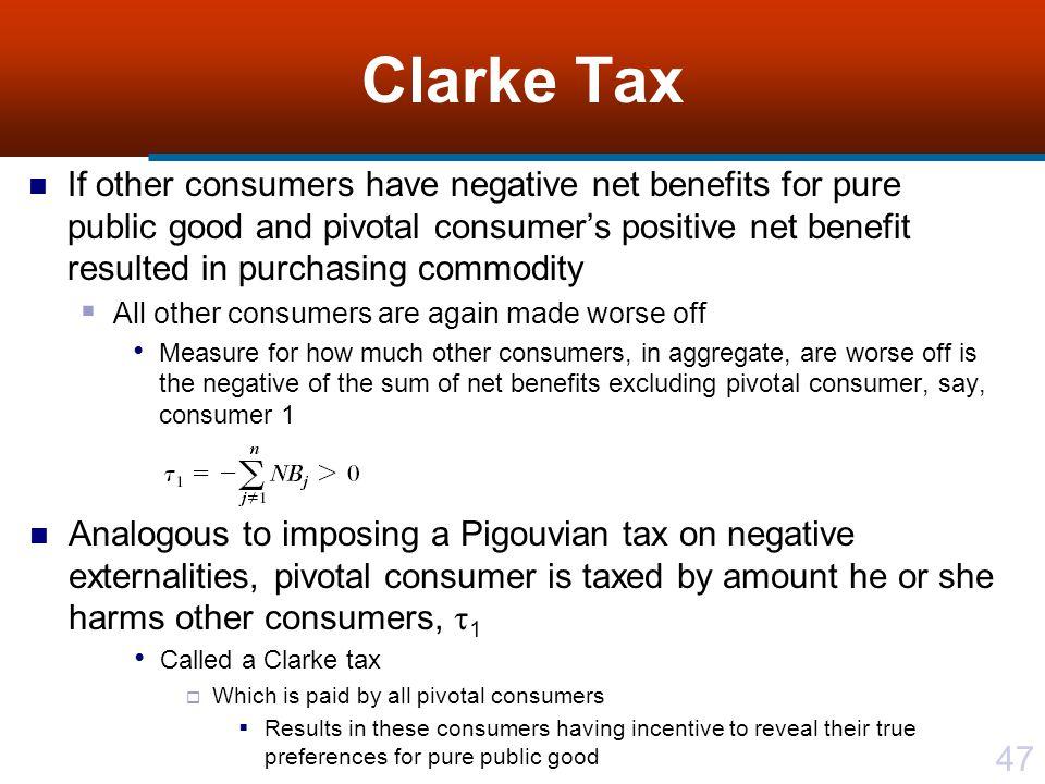 Clarke Tax