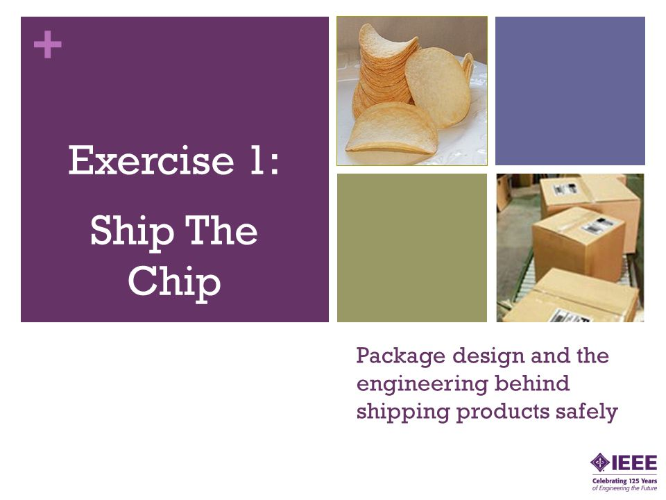 Package design and the engineering behind shipping products safely