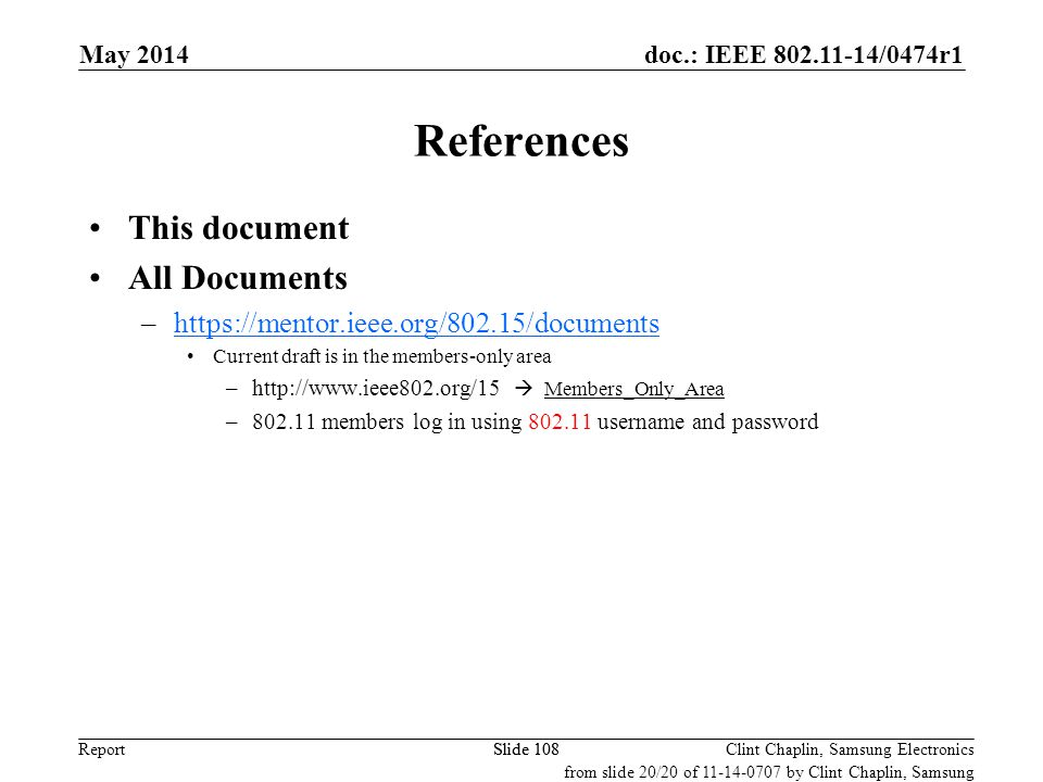 References This document All Documents