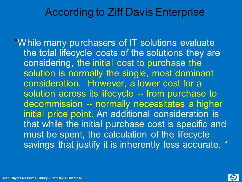 According to Ziff Davis Enterprise
