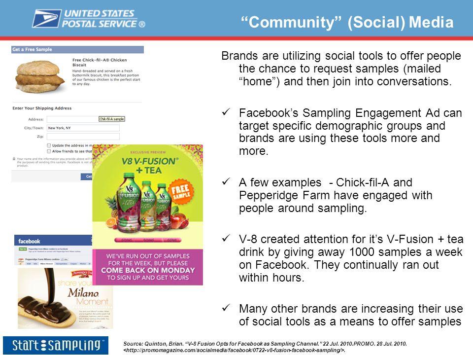 Community (Social) Media