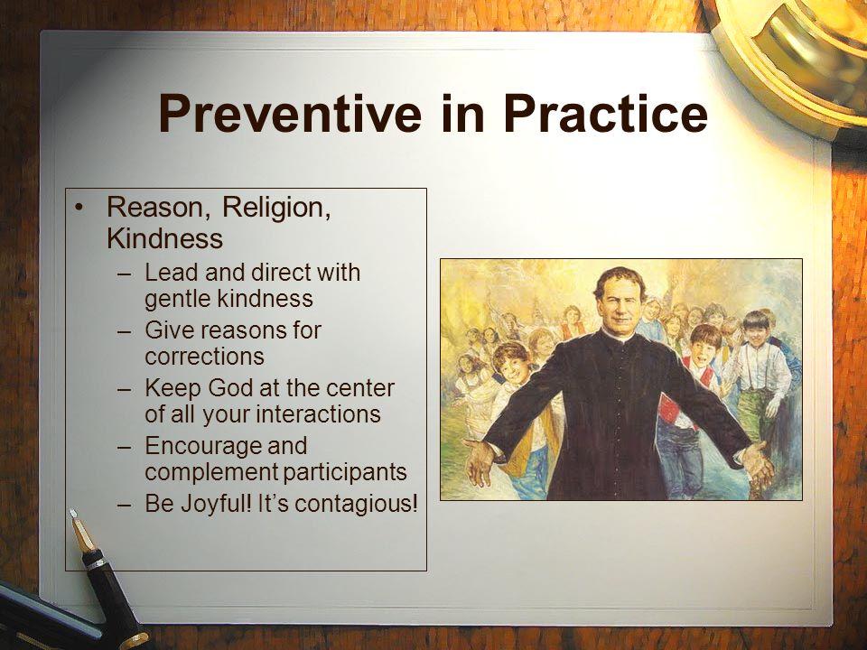 Preventive in Practice