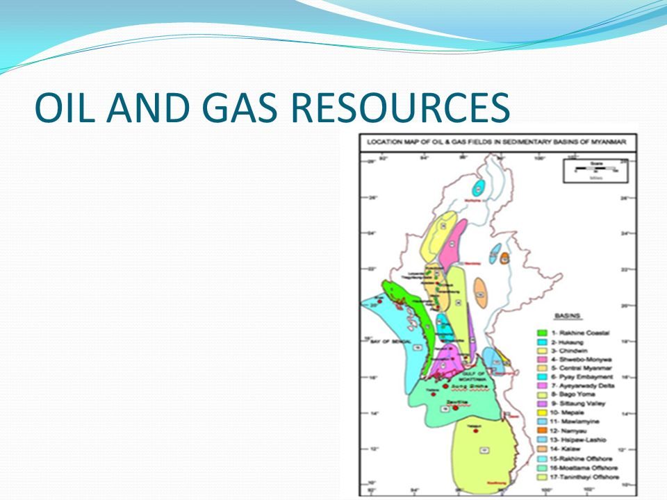OIL AND GAS RESOURCES