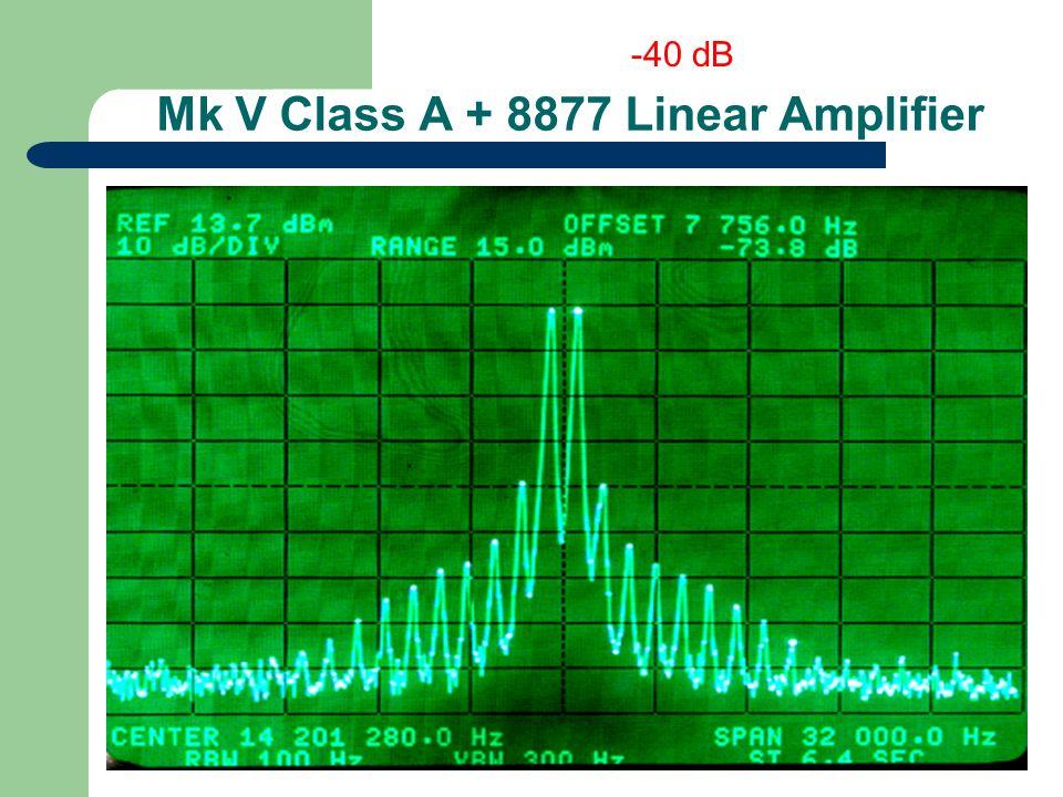 Mk V Class A + 8877 Linear Amplifier