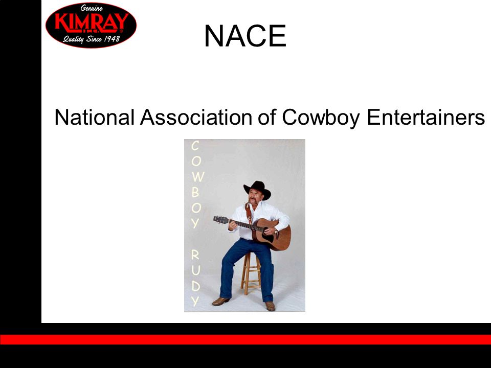 NACE National Association of Cowboy Entertainers