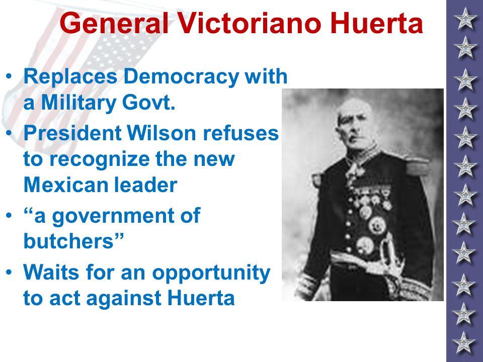 General Victoriano Huerta