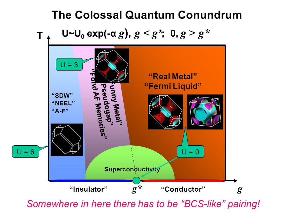 The Colossal Quantum Conundrum