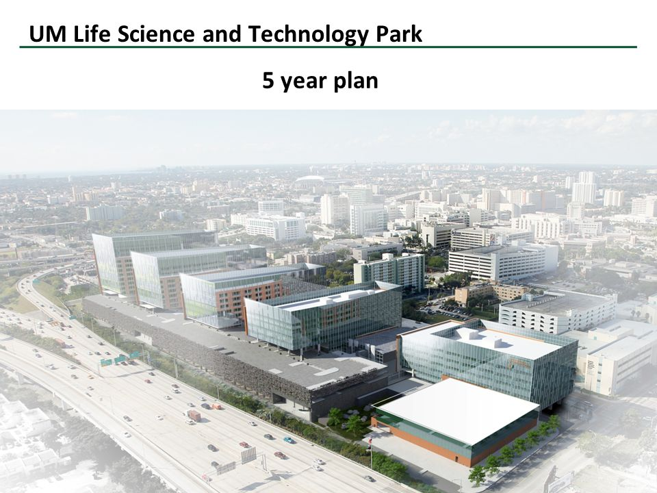 UM Life Science and Technology Park