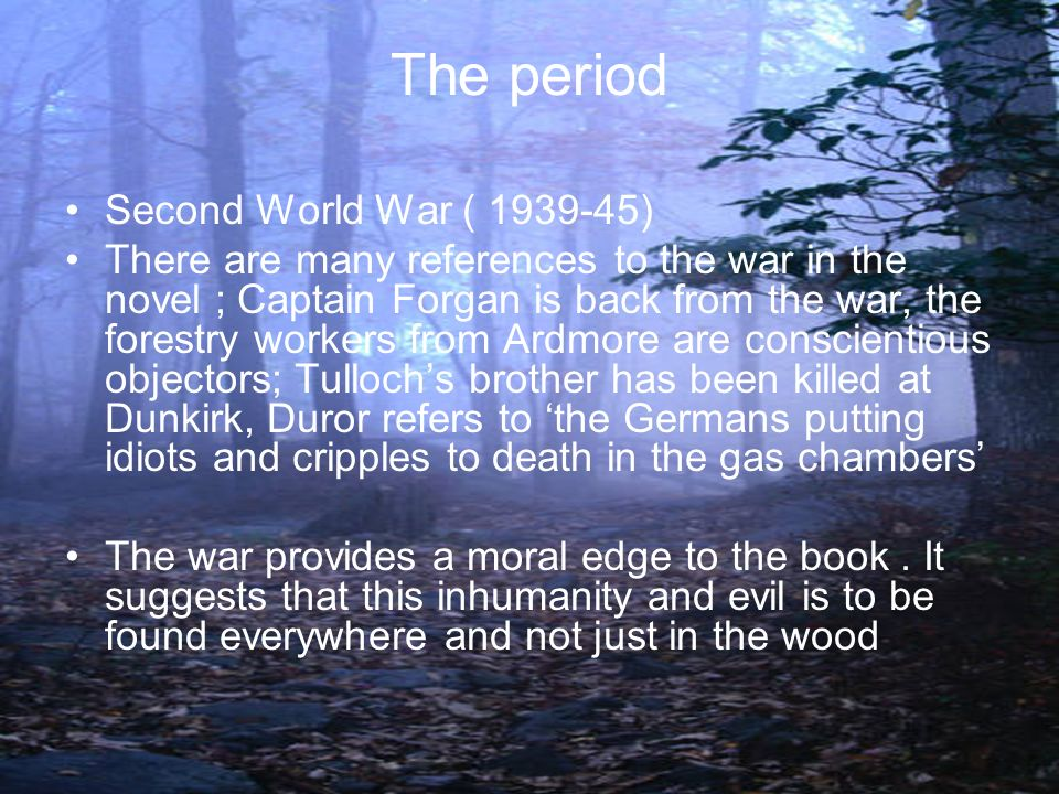 The period Second World War ( 1939-45)