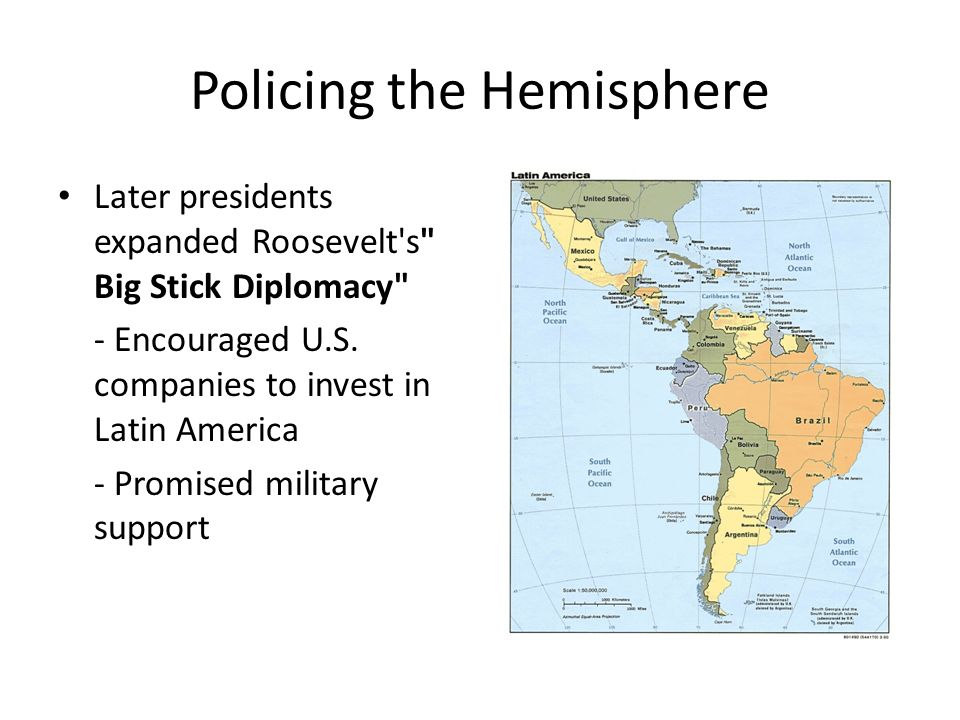Policing the Hemisphere