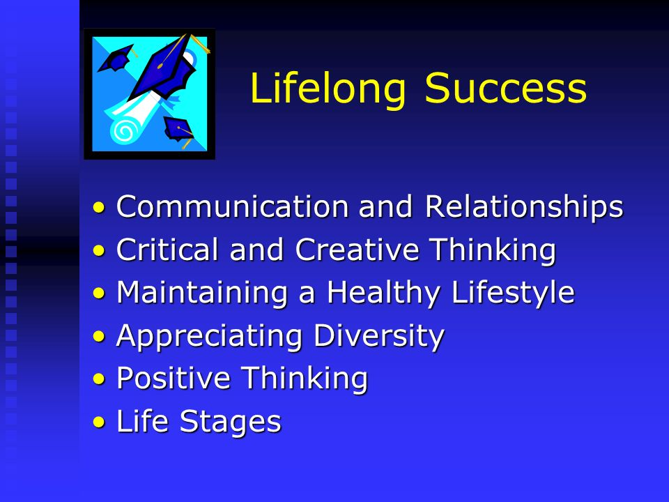 Lifelong Success Communication and Relationships